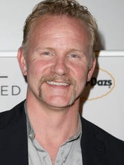 Award-winning filmmaker Morgan Spurlock at the Los