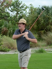 The Marco Police Foundation held their annual golf event Saturday morning at the Hammock Bay course.