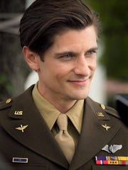 Samuel Hunt stars as Louis Zamperini in 'Unbroken: