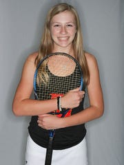 Palm Desert tennis player Tenaya Moranda.