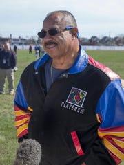 Former Detroit Tiger Willie Horton is so beloved both