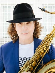 Grammy nominee and Soul Train award-winner Boney James will blow his horn at the Scottish Rite.