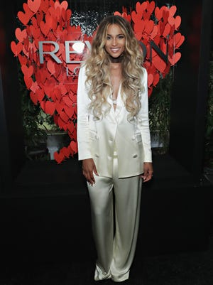 NEW YORK, NY - OCTOBER 18:  Singer Ciara attends the Revlon x Ciara launch event at Refinery Hotel on October 18, 2016 in New York City.