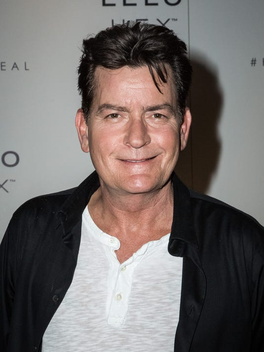 Ap Britain Charlie Sheen Press Conference I Ent Gbr