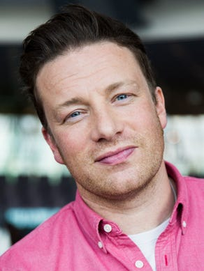 TV chef Jamie Oliver and Juliette Norton may win the