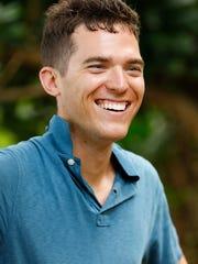 Bradley Kleihege on Survivor: Ghost Island. The Emmy