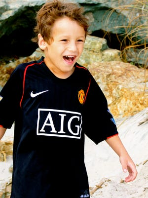 Max Shacknai, 6, died of injuries he sustained in a fall in 2011 inside the family home.