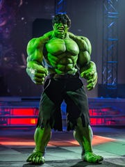 Hulk smashes at Prudential Center this weekend