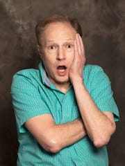 Comedian Tim Cavanagh brings his stand-up and his guitar to Backstage for a show on May 12.