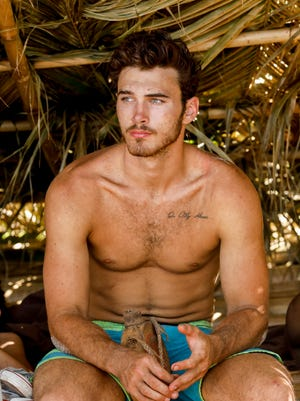 """Knoxville native and """"Survivor: Ghost Island"""" contestant Michael Yerger."""