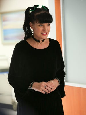 Pauley Perrette has played forensic specialist Abby Sciuto for 15 seasons on 'NCIS.'