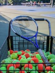 Roger Scott Tennis Center, located at 2130 Summit Blvd.,
