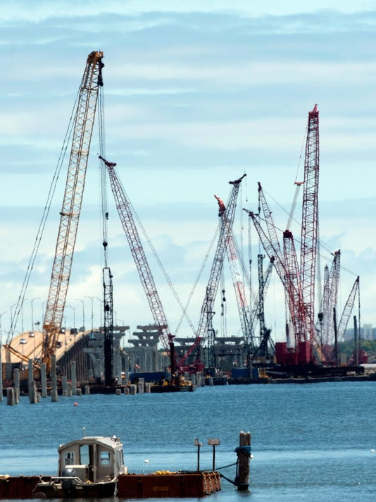 Pensacola Bay Bridge Replacement