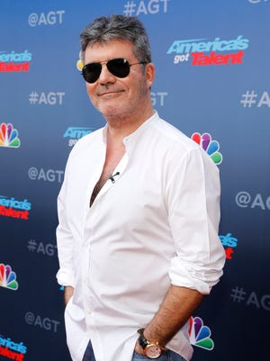 """""""America's Got Talent"""" judge and executive producer Simon Cowell returns for Season 13 of NBC's hit summer talent show."""