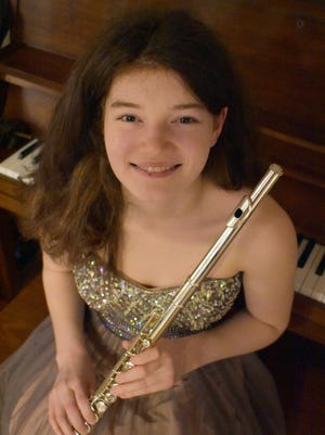 YPAS graduate Alison Addie, who performed at Carnegie Hall in New York City.