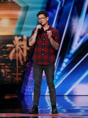 "Knoxville's Michael Ketterer is competing on ""America's Got Talent."""