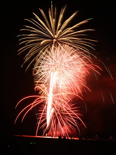 Marco Island celebrated the Fourth of July with fun