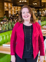 Christine Barone is the CEO of True Food Kitchen.