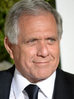 Leslie Moonves attends the 71st Annual Tony Awards arrivals on June 11, 2017 in New York City. (Kristin Callahan/Ace Pictures/Zuma Press/TNS)