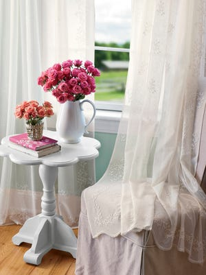 Window treatments should be cleaned once or twice a year and the best method varies by material.