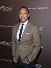 CNN's Don Lemon on April 16, 2014 in New York City.