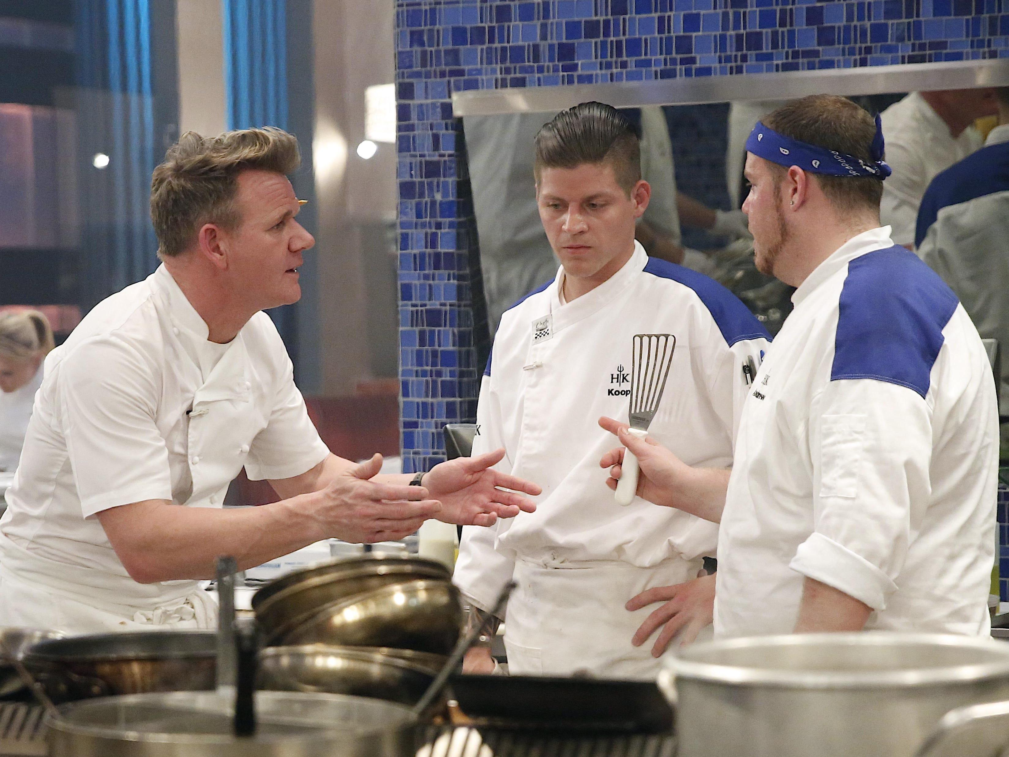 hell s kitchen season 16 episode 8 - Hells Kitchen Season 16 Episode 1