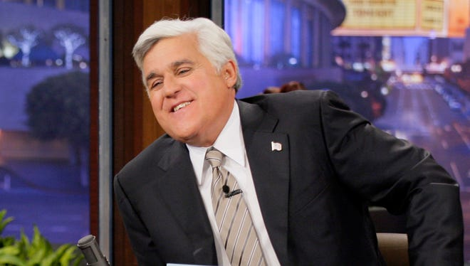 Jay Leno will welcome Billy Crystal, his first guest on 'The Tonight Show,' as his last, on Feb. 6.