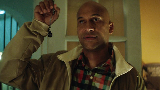 """Keegan-Michael Key shows off his particular set of skills in the action comedy """"Keanu."""""""