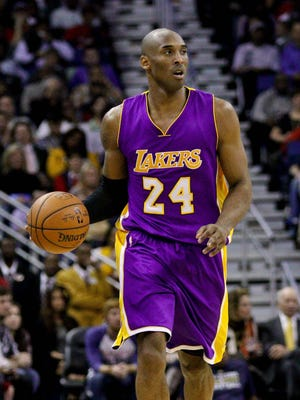 Kobe Bryant is a 17-time All-Star with five NBA championships and two Olympic gold medals.