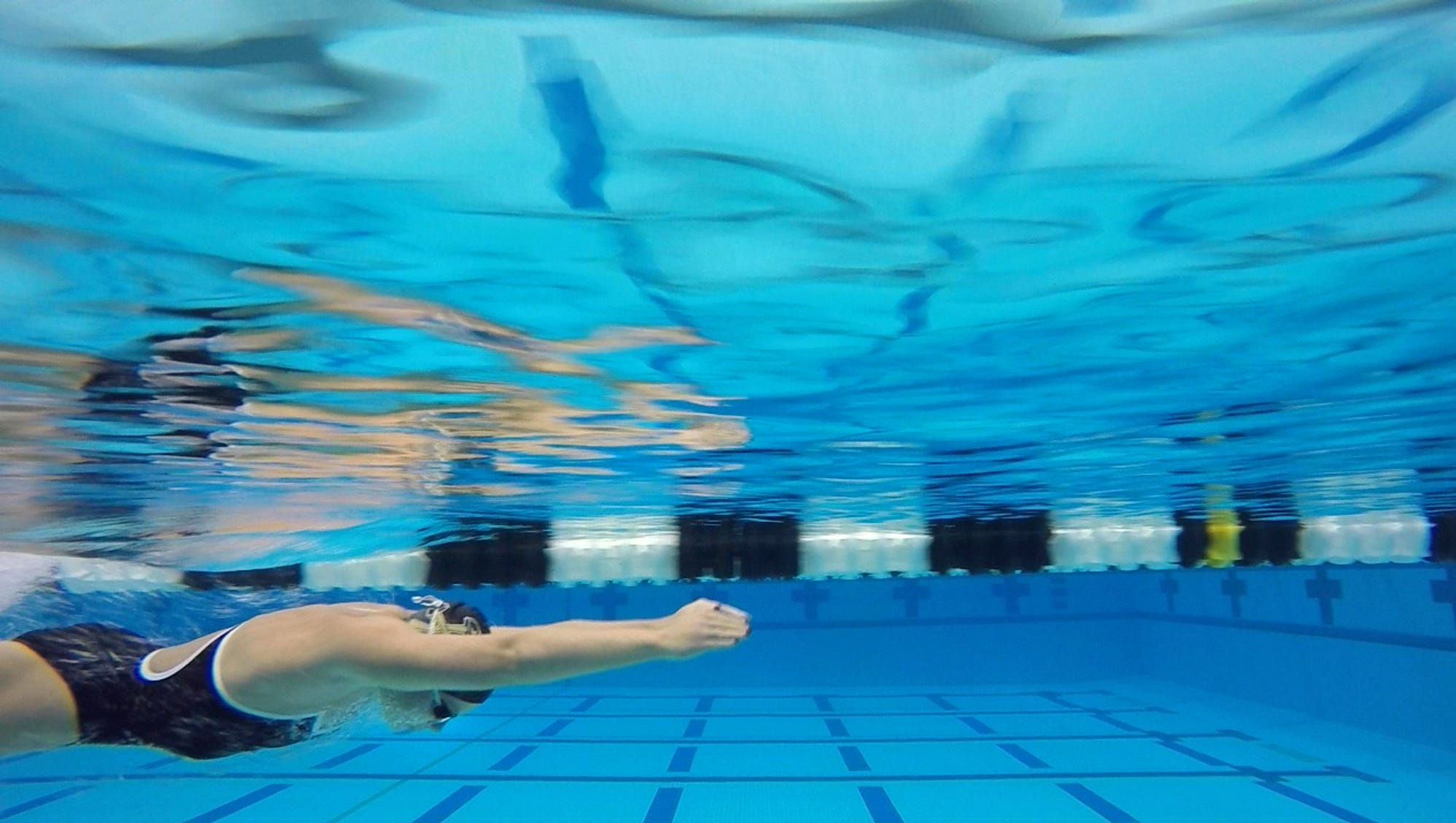 Purdue Swimmer On Top After Anorexia Injuries