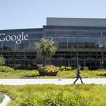 Google's Mountain View, Calif., campus.