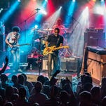 Dumpstaphunk brings the funk to town on Sunday night at The Side Bar Theatre.