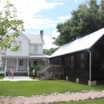 The 1888 Sams House in Merritt Island's Pine Island Conservation Area, where Pioneer Day will be held this Saturday.