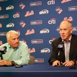 Mets spring training close-up: Manager and GM