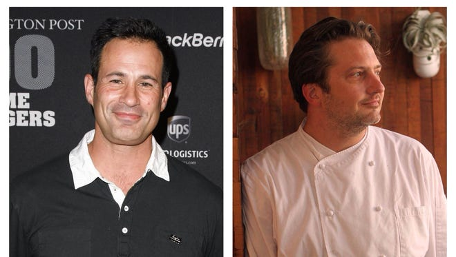 Milton-based Dogfish Head founder Sam Calagione and Bryan Sikora, founder of La Fia in Wilmington, were both announced as semifinalists for the prestigious James Beard Foundation Awards.