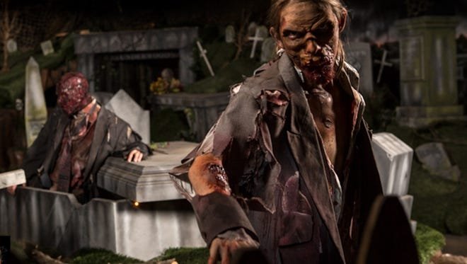 In the past, Nashville Nightmare was voted the best haunted attraction in the nation by 10Best and USA TODAY readers.