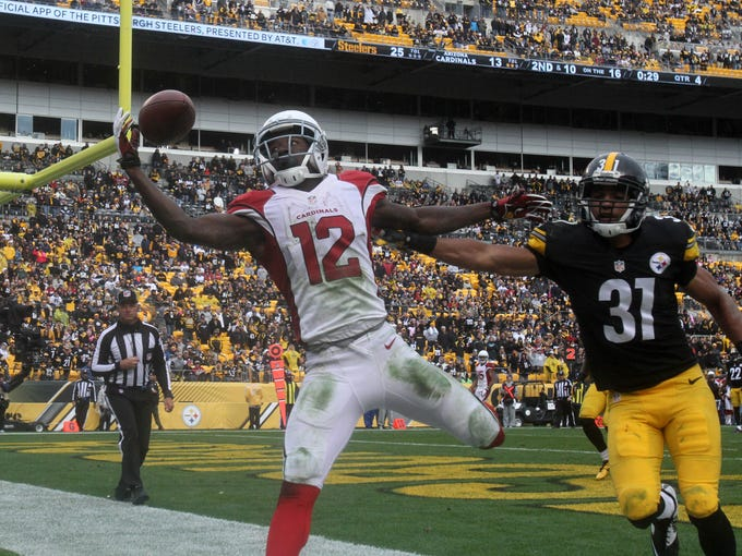The Arizona Cardinals lost to the Pittsburgh Steelers