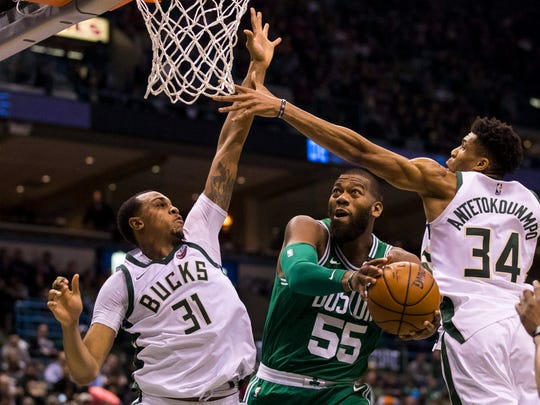 Former Bucks center Greg Monroe will be a key bench