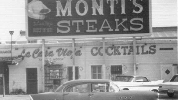 MONTI'S LA CASA VIEJA: Tempe's iconic Monti's La Casa Vieja, among the longest-lasting restaurants in the city and which was housed in the historic Hayden House on Mill Avenue, closed on Nov. 17, 2014, after nearly 60 years in business.