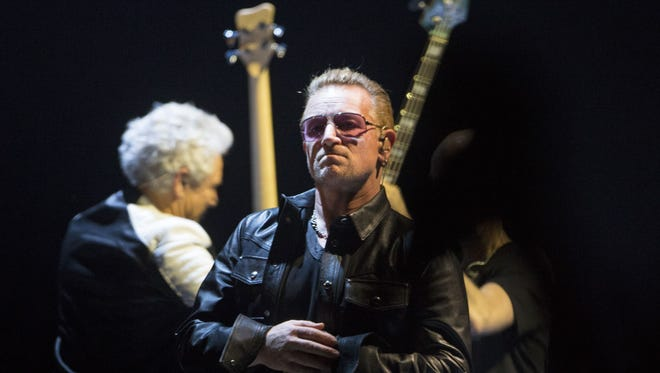 U2 at US Airways Center