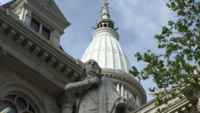 Tippecanoe County Courthouse