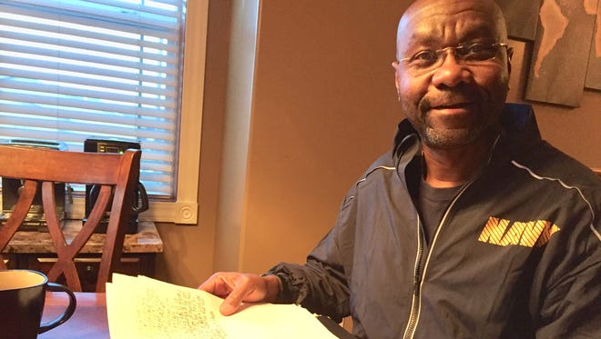 Wilmot Collins says he believes in public service and will become Helena's new mayor Jan. 2.