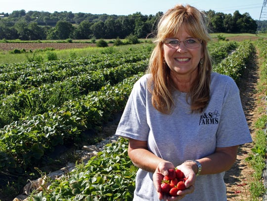 Laura Sleigh, owner of H & S Farms says she would definitely