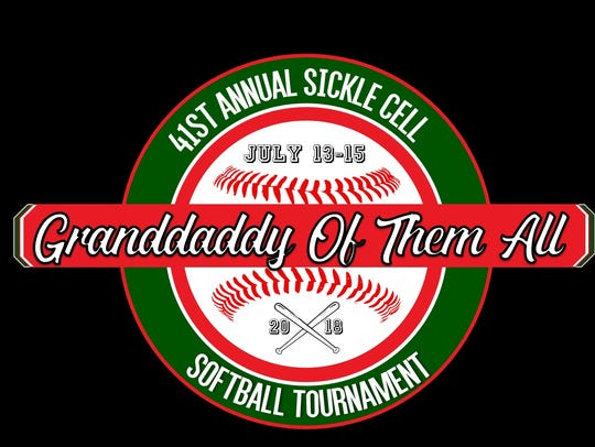 The 41st annual Sickle Cell Softball Tournament will