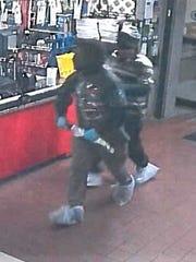 Two men rob Zeke's Pueblo Mexicano Supermarket on Feb.
