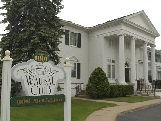 The Wausau Club in 2005.