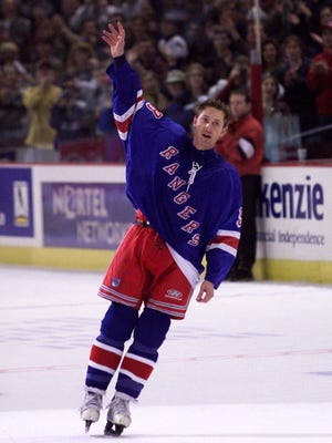 """Wayne Gretzky always lived up to his nickname """"The Great One."""""""