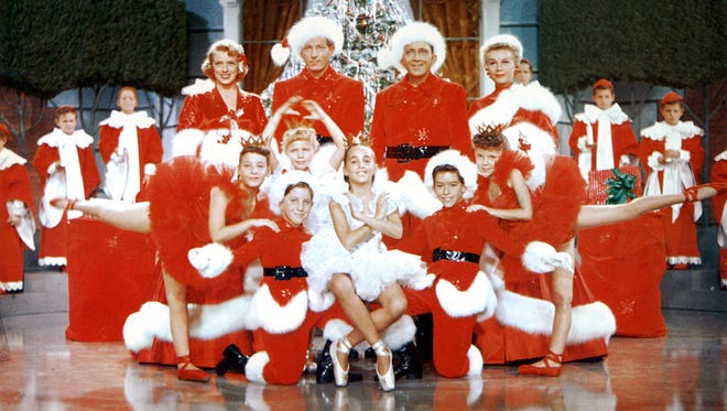 """The Elsinore Theatre's Wednesday Night Movie Series wraps for the season on Dec. 21 with the 1954 classic """"White Christmas."""""""