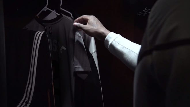 The Suns are teasing new uniforms for Wednesday's game.