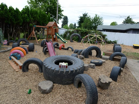Alphabet Academy Learning Center in NE Salem on Friday, June 27, 2014. The center had its license suspended while the State Office of Child Care conducts an investigation into health and safety violations.